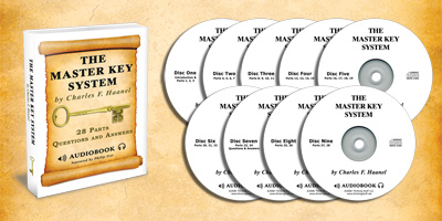 The Master Key System Audiobook on CD