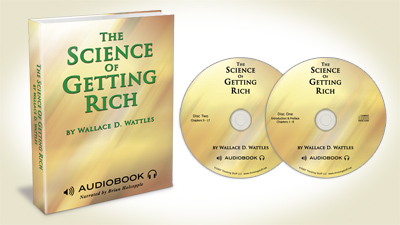 The Science of Getting Rich Audiobook on CD