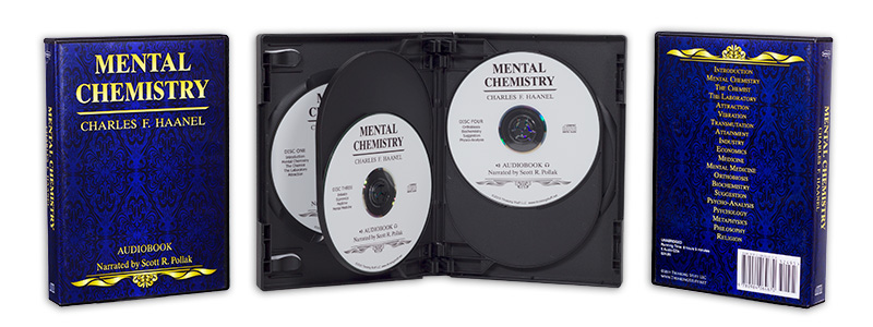 Mental Chemistry on 5 Audio CDs